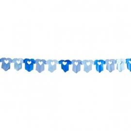 Rompertjes slinger blauw