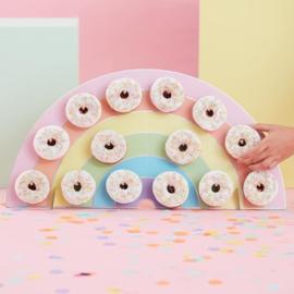 Donut Wall ♥ Regenboog