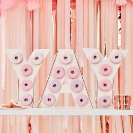 Donut Wall ♥YAY♥ 3 delig