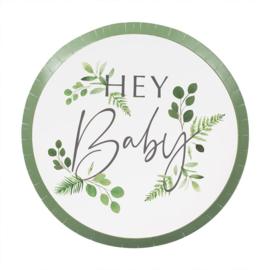 """""""Botanical Baby"""" lunchbordjes"""