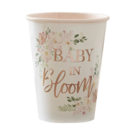 """Baby Bloom"" drinkbekers"