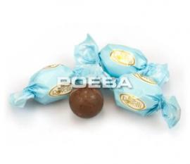 Blauwe Rovelli Maxi chocolade ballen