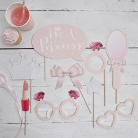 'Princess Perfection Photo Props' in geschenkdoos