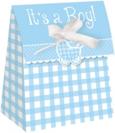 """It`s a Boy"" 12 goody bags"