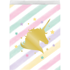 """Unicorn Sparkle"" goody bags"