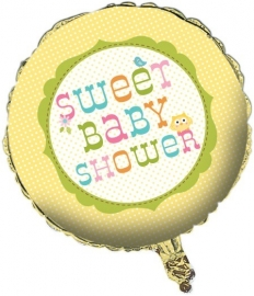 """Happi Tree Babyshower"" folie ballon (leeg!)"