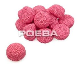 Roze dots snoepjes