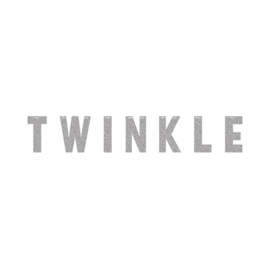 """Twinkle Twinkle Little Star"" Boy letter slinger"