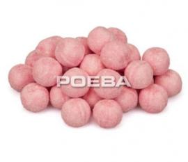 Roze zure kogels (250 gram)