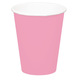 """Roze"" Bekers 350 ml"