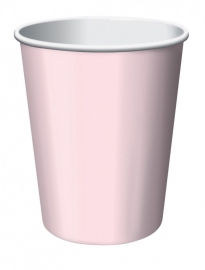 """Baby Pink"" drinkbekers"