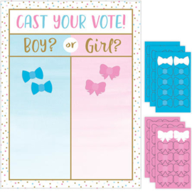 Cast Your Vote Game Bow or Bowtie?