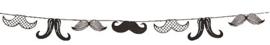 """Mustache Party"" slinger"