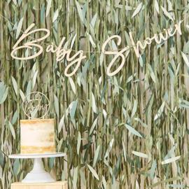 """""""Botanical Babyshower"""" slinger"""