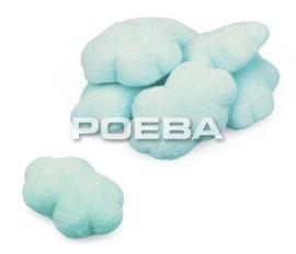 Geboorte gom wolkjes blauw 250 gram