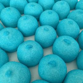 Spekbollen blauw -  250 gram