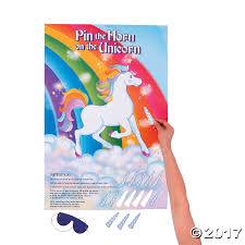 Pin de Hoorn op de Unicorn spel