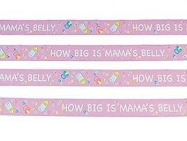 """How Big is Mama`s Belly Game?"""