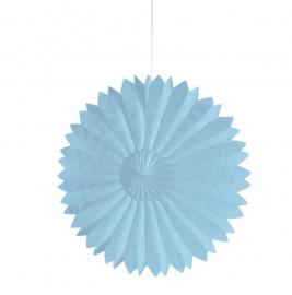"""""""Decoratiebloem Babyshower Blauw"""""""