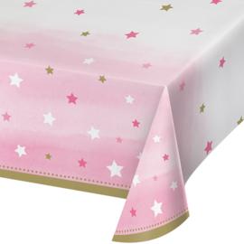 """""""Twinkle Twinkle Litte Star"""" Girl Tafelkleed"""