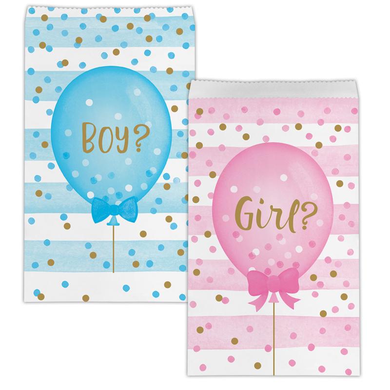 """""""Gender Reveal"""" goody bags"""