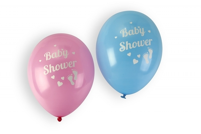 """Babyshower"" ballonnen"
