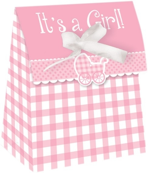 """It`s A Girl"" 12 goody bags"
