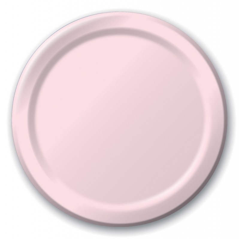 """Baby Pink"" lunch bordjes"