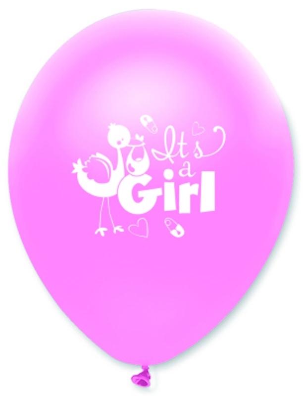 """""""It's A Girl"""" ballonnen"""