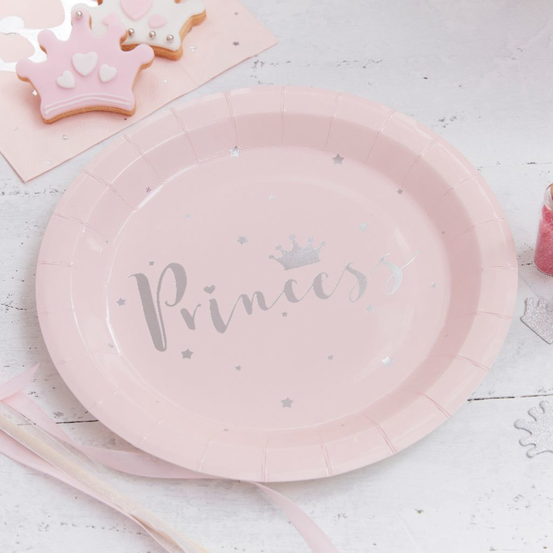Princess Perfection lunch bordjes