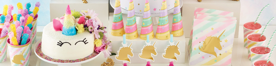 Unicorn Sparkle Babyshower