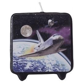 PP Space Odyssey ruimte feest kaars