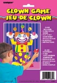 SE Clown spel plak de neus