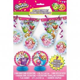 Shopkins / party decoratie set / kinderfeest