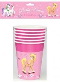 SE Ponies bekers