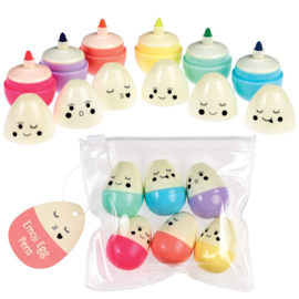 Markeerstiften / emoji egg - ei