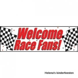 PP Race team  / Formule 1 feest Banner