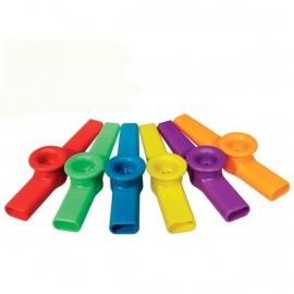Kazoo  / diverse kleuren / pstk