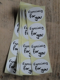 "Stickers / ""Especially For You"" / 20 stk"