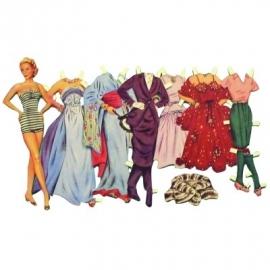 Aankleedpop  / Grace Kelly