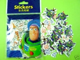Buzz Lightyear / stickertjes