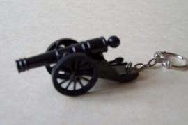 Sleutelhanger / kanon - pistooltje