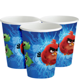 Kinderfeest bekers, Angry Birds Movie