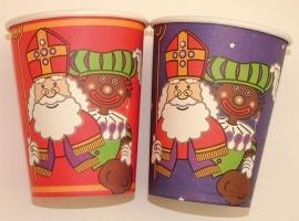 Sinterklaas  / beker