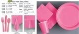 Bekers  / pink