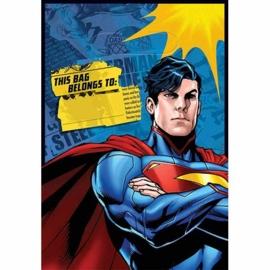 Superman  / kinderfeest zakjes