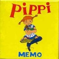 Memory Spel / Pippi