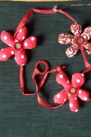 Slinger/ketting / bloemen