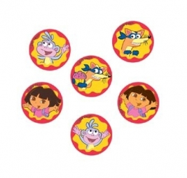 Dora the explorer kinderfeestfeest confetti
