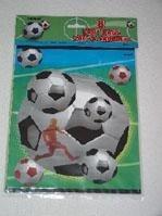 Kinderfeest Voetbal  snoepzakjes